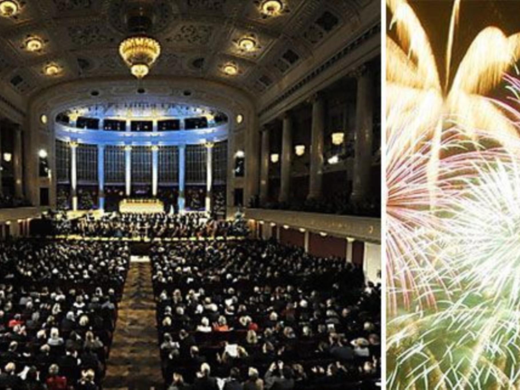 Ein Feuerwerk an kulturellen Highlights erwartet Österreich an Silvester.