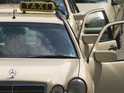Der Streit zwischen Taxilenker und Fahrgast rief die Polizei auf den Plan.