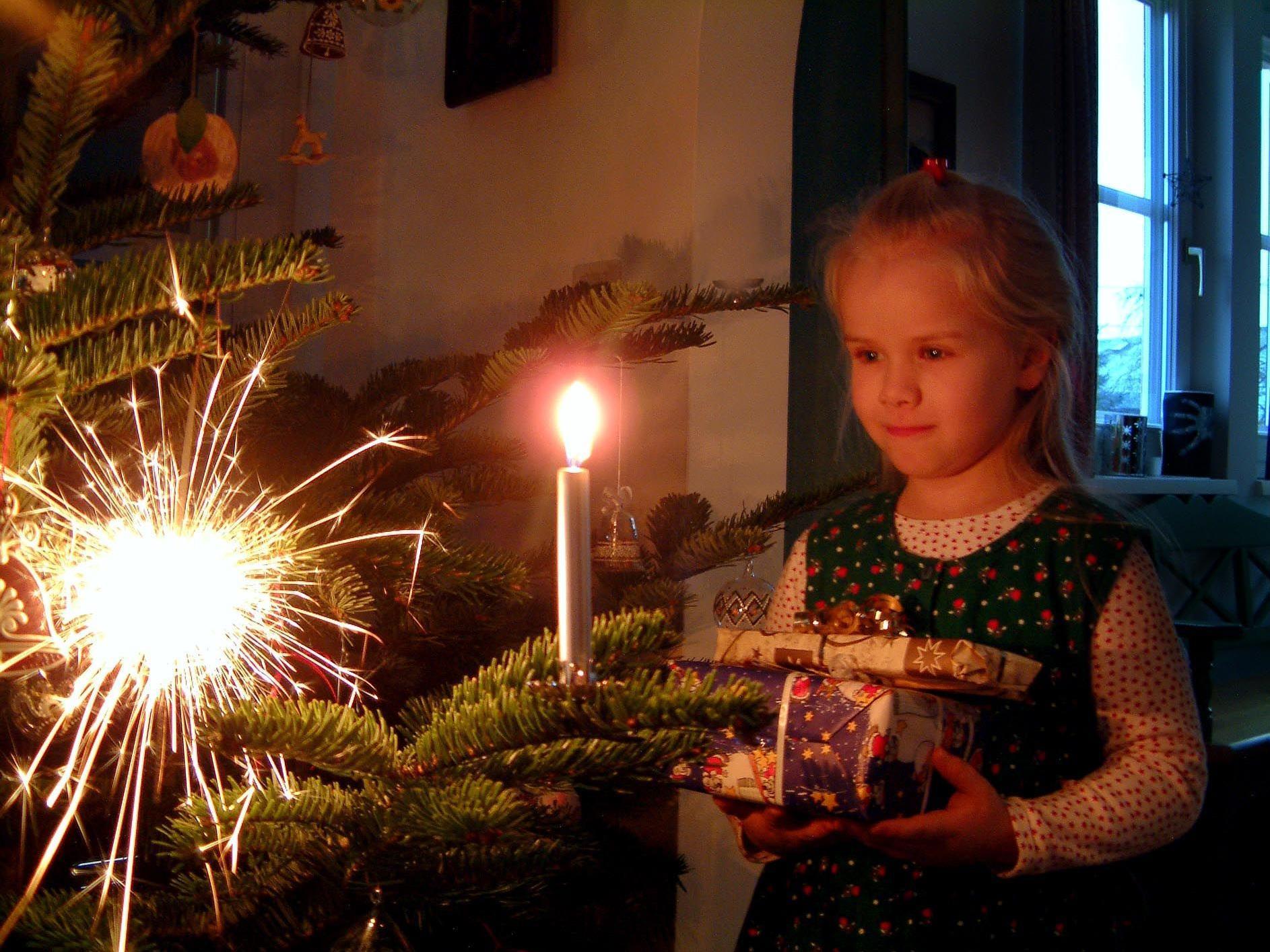 So wird in Wien auf das Christkind gewartet. Museen und Adventmärkte bieten spezielle Programme an.