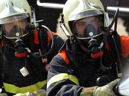 Die Feuerwehr bekam den Brand rasch unter Kontrolle.