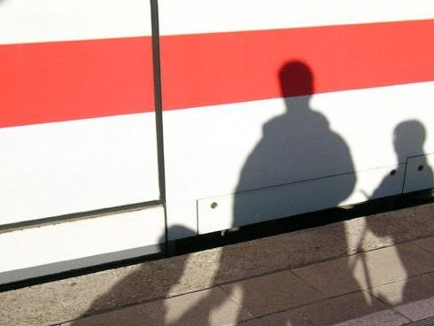 Bitte warten... hieß es für rund 100 Fahrgäste eines EC in Wiener Neustadt.