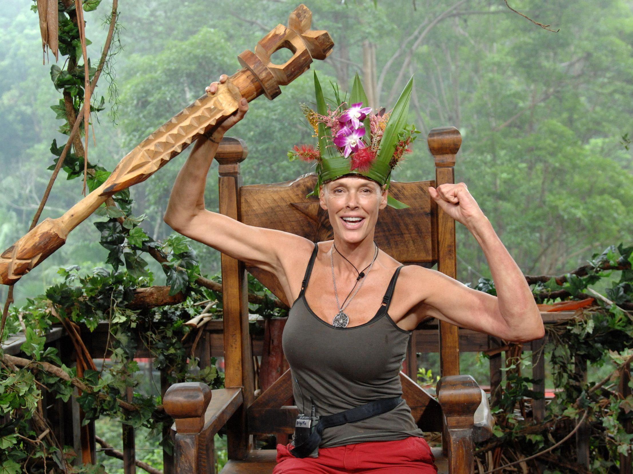 Brigitte Nielsen Hat Das Zeug Zur Dschungelcamp Konigin