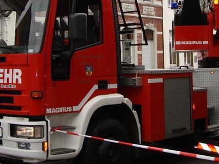 Lagerhalle im Burgenland ist abgebrannt