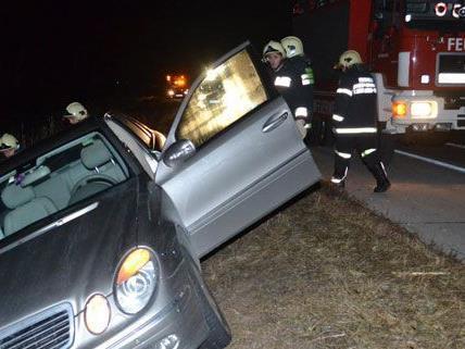 Verkehrsunfall in Niederösterreich