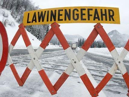 Schnee in der Obersteiermark sorgt für Chaos