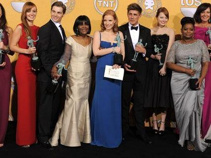 The Help war großer Sieger bei den Screen Actors Guild Awards