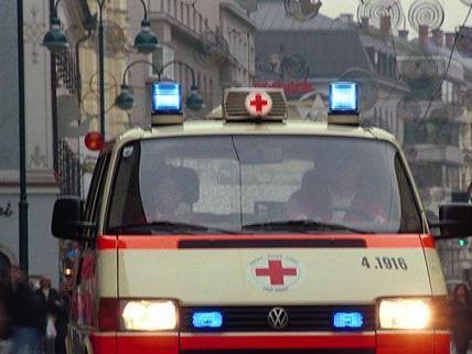 Unfall in Kärnten