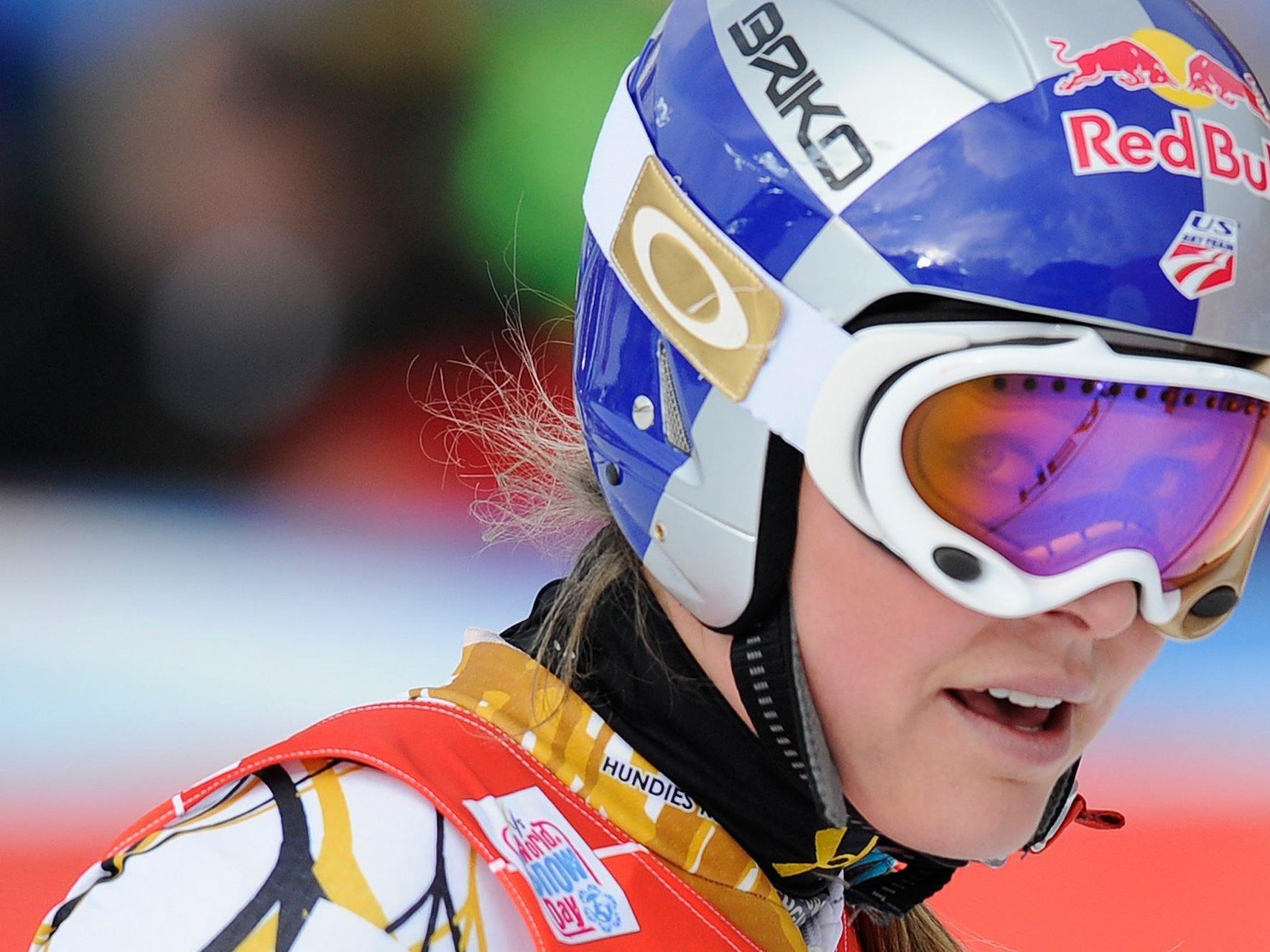 """US-Amerikanerin mit 47 Weltcup-Erfolgen nun alleinige Nummer drei im """"ewigen"""" Ranking."""