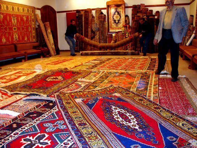 Die Schätzung über den Wert des Teppichs ging gründlich daneben.