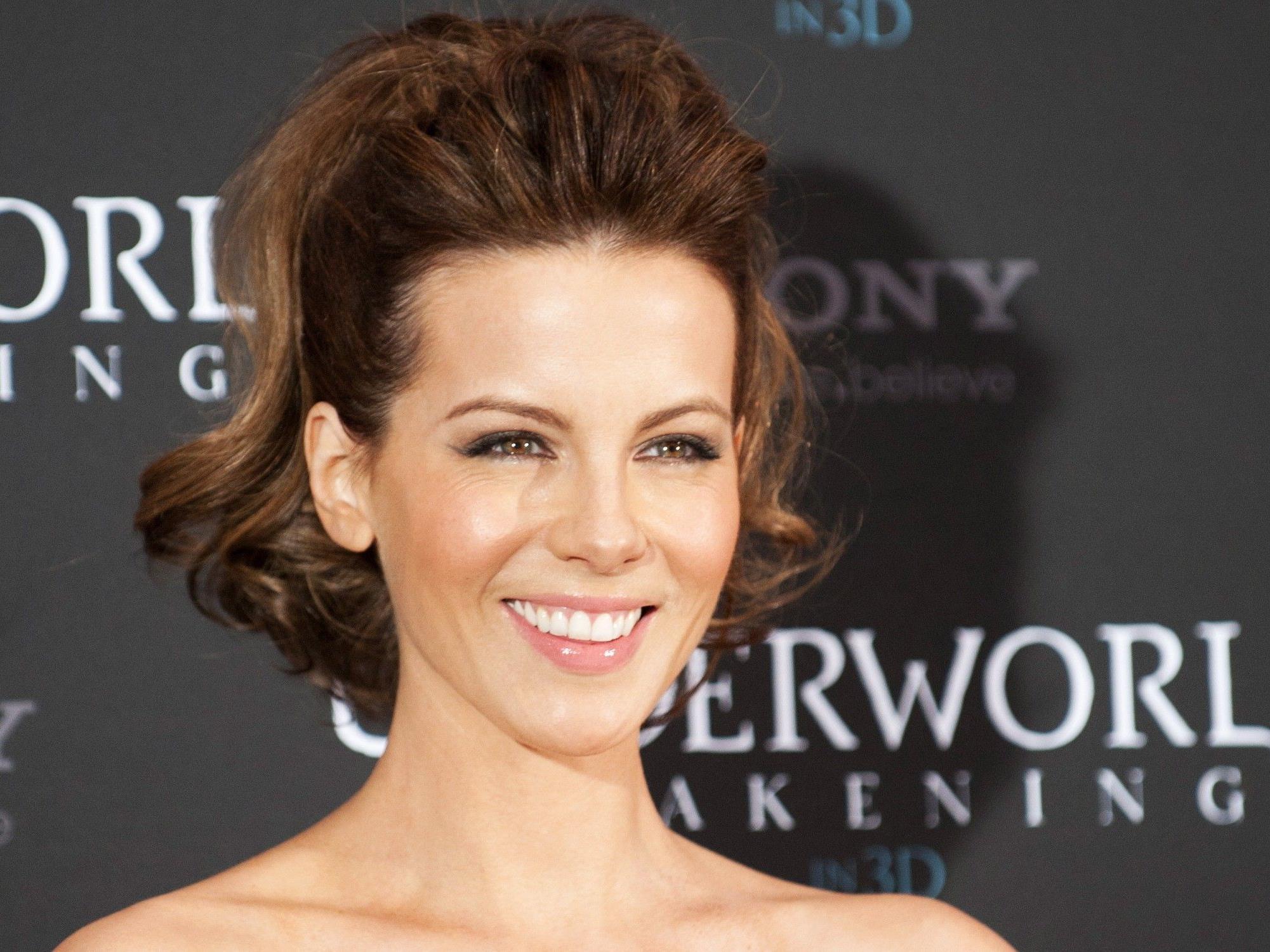 """Beckinsale schlüpfte für die Filmreihe """"Underworld"""" bereits zum dritten Mal in die Rolle der Vampirkriegerin Selene."""
