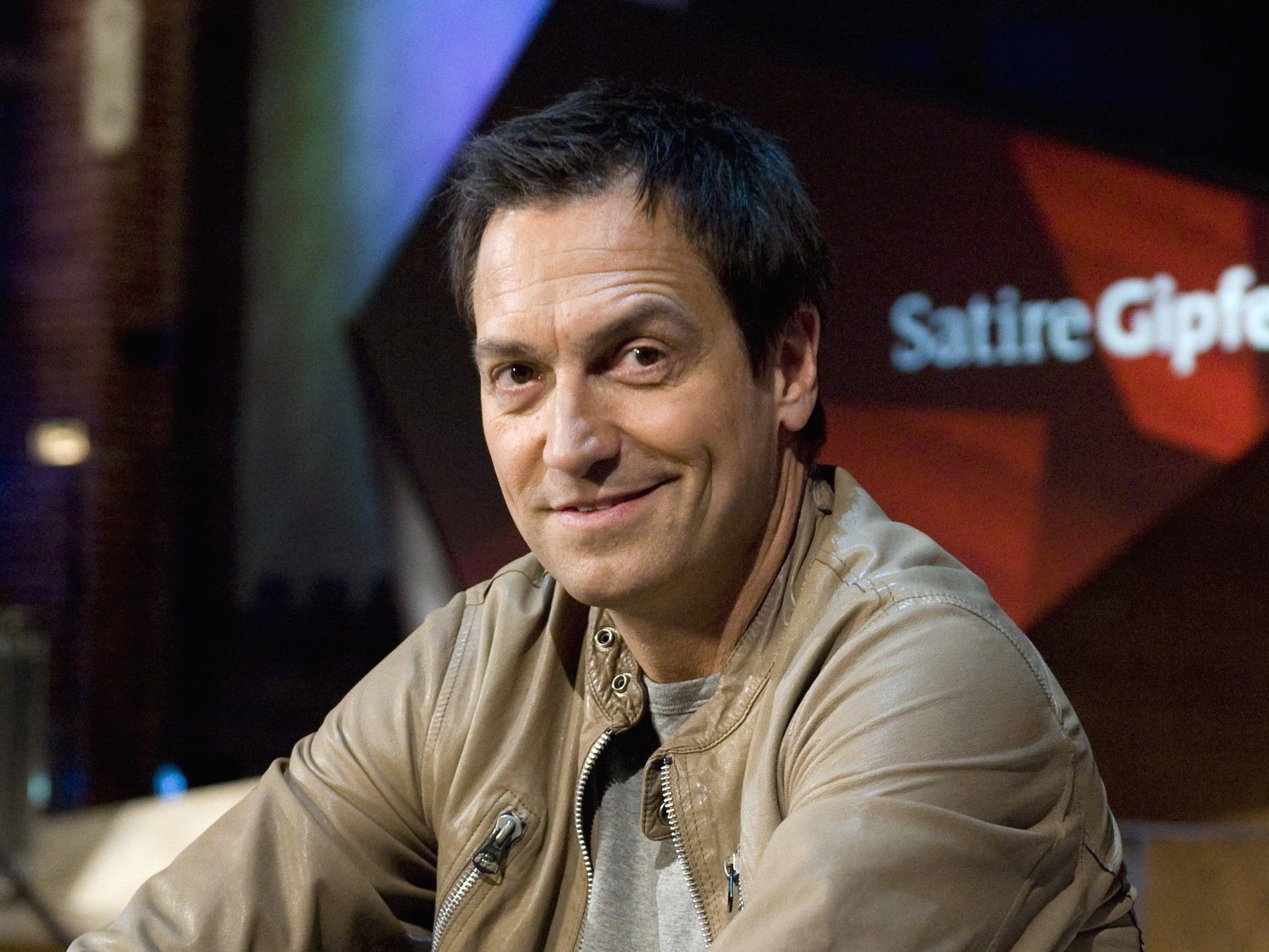 Dieter Nuhr überzeugte bereits als Comedian und Moderator.
