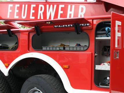 Die Feuerwehr konnte beim Brand in Melk mehrere Personen retten, doch eine Frau verstarb