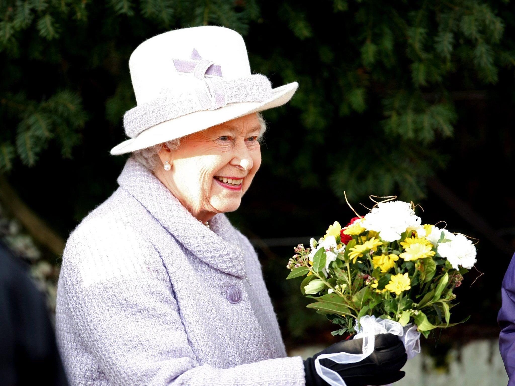 Liebling des britschen Volkes - Queen Elizabeth II.