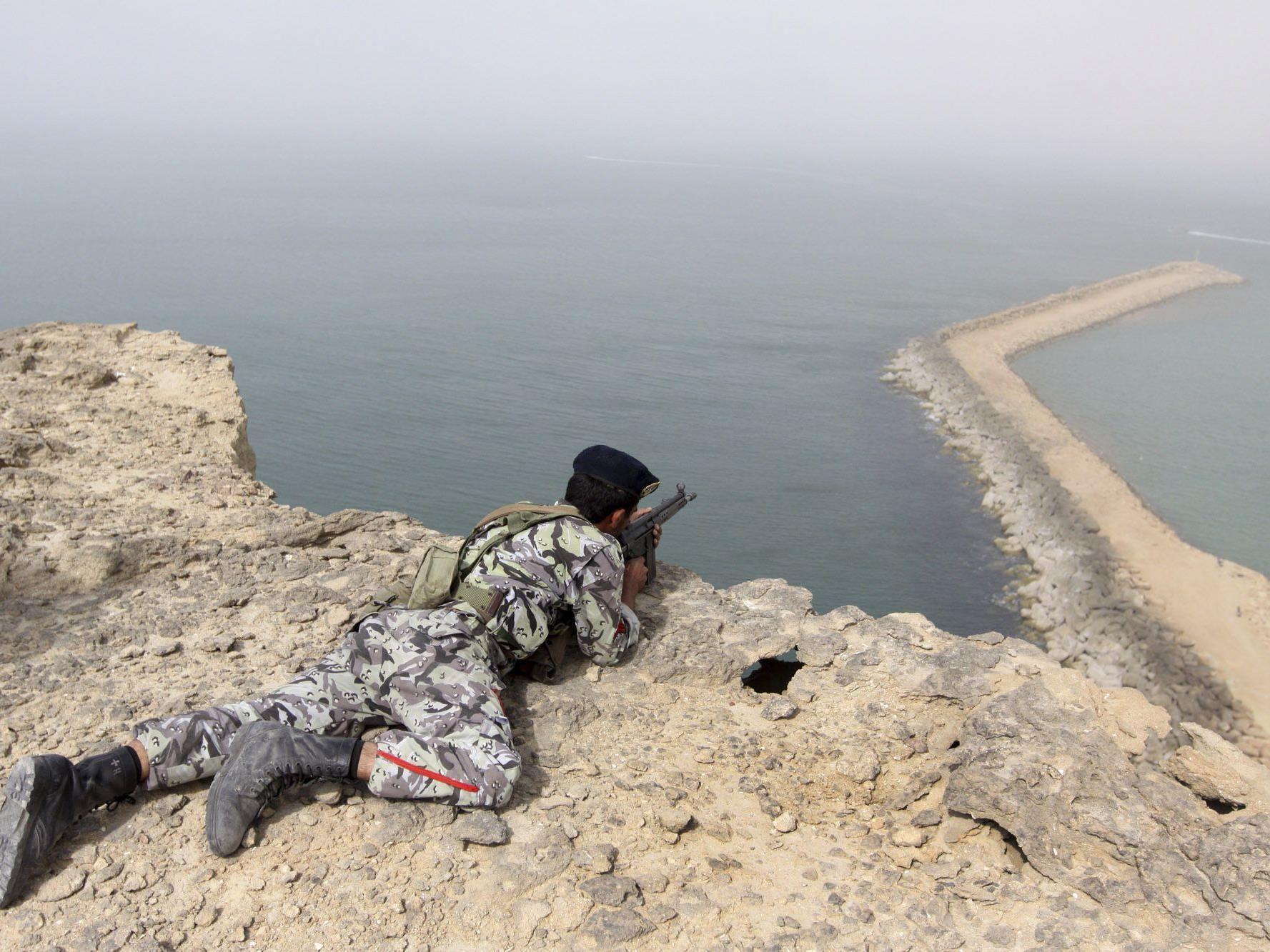 Jetzt hat auch China, enger Verbündeter des Iran, die Islamische Republik vor einer Sperrung der Straße von Hormuz gewarnt.