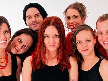 Als 10. Act komplettiert die Mary Broadcast Band die Riege der Song Contest-Teilnehmer