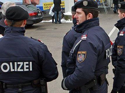 Die Polizei hatte in Wien 2011 alle Hände voll zu tun, konnte aber auch zahlreiche Fälle aufklären