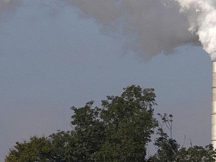 Der alte Rauchfang in Schwechat behinderte ein Bauprojekt und musste daher weg