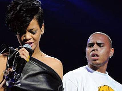 Chris Brown wurde in der Vergangenheit gegen Rihanna handgreiflich - versöhnen sie sich trotzdem?