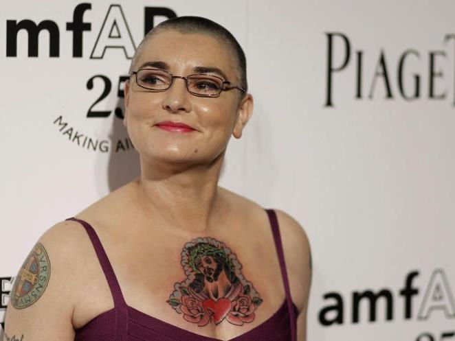 Sinéad O'Connor braucht dringend Hilfe.
