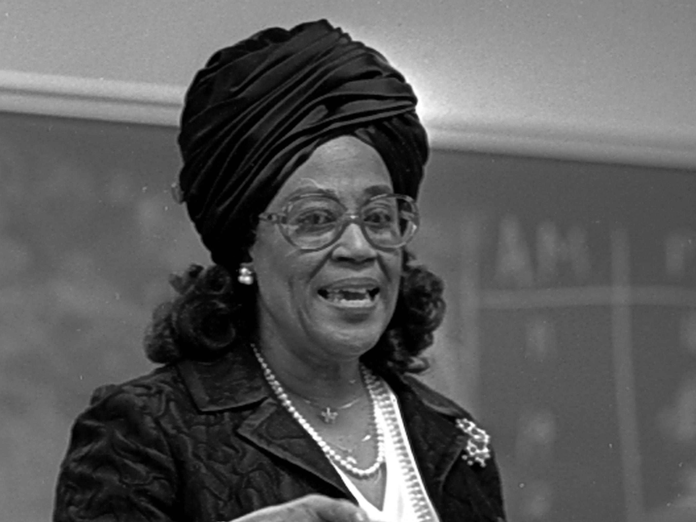 Williams sang sowohl vor Martin Luther Kings legendärer Rede, als auch ein Jahr später bei seiner Nobelpreisverleihung.