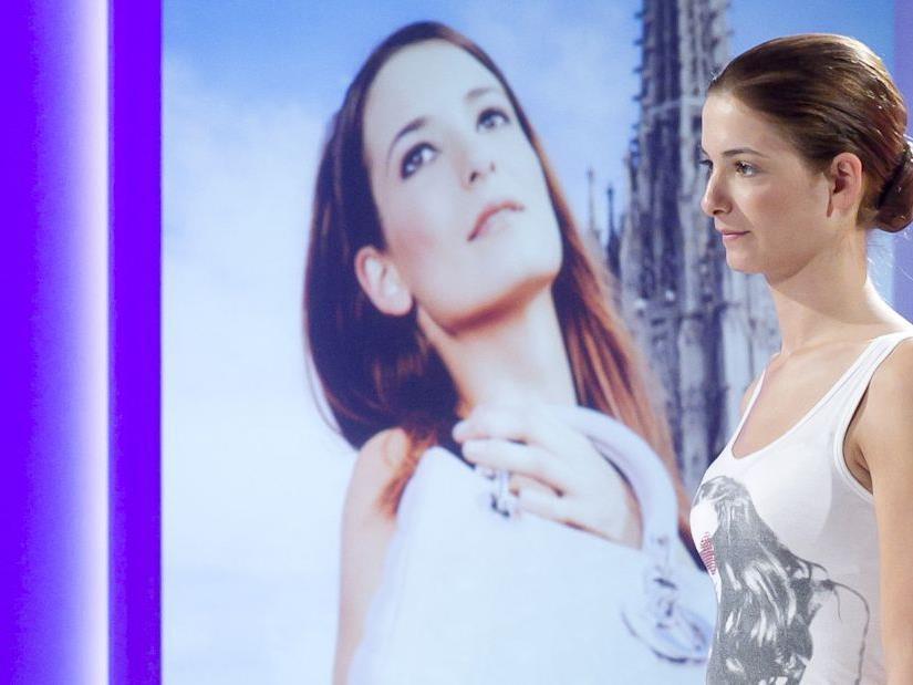 """Christine aus Bludenz darf weiter auf den Titel """"Austria's Next Topmodel"""" hoffen."""