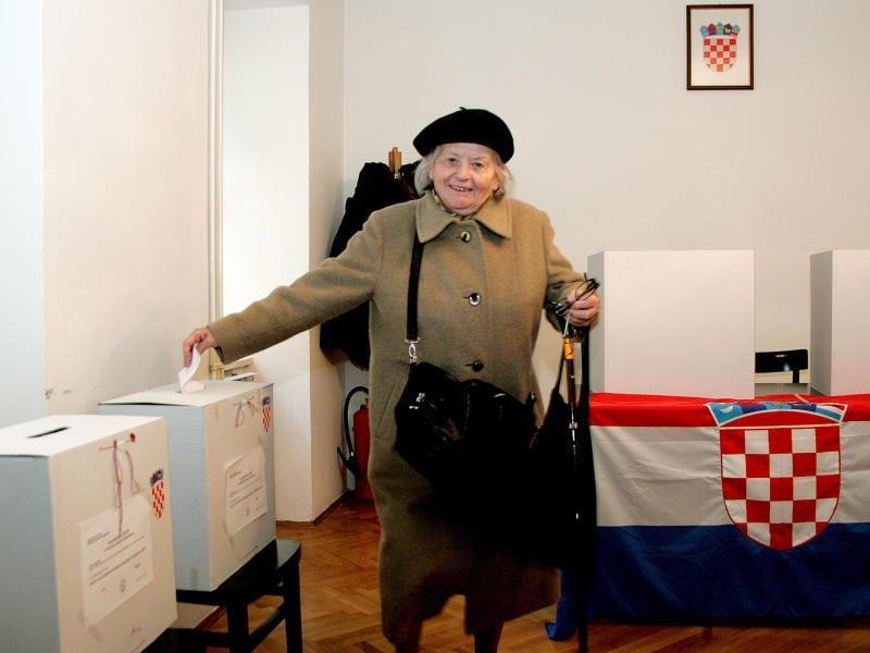 67,56 Prozent für EU-Beitritt Kroatiens