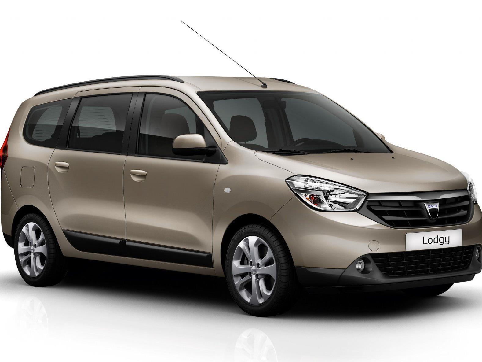 Dacia Lodgy: Neuer Mini-Van als Fünf- und Siebensitzer