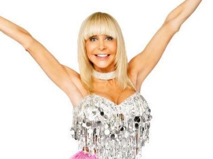 Dancing Stars: Dolly Buster rechtfertigt sich nicht für ihren Beruf.