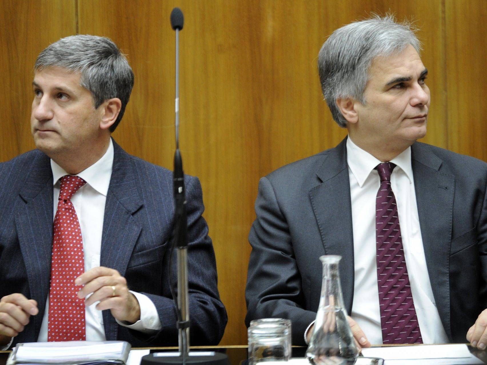 Konkrete Informationen über das Sparpaket gibt es vielleicht beim Ministerrat am Dienstag.