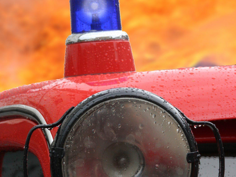 Viel Rauch, zum Glück wenig Feuer: Kleinbrand in der Förstergasse