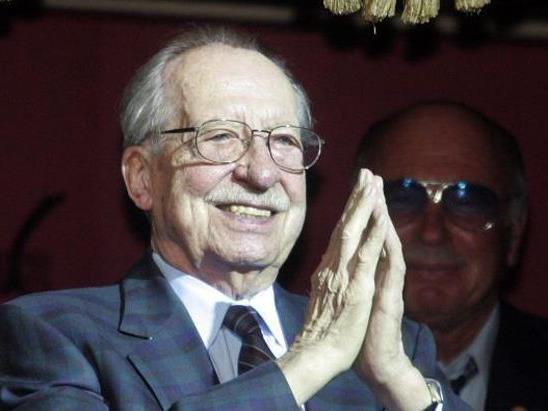 Rolf Kutschera ist mit 96 Jahren verstorben