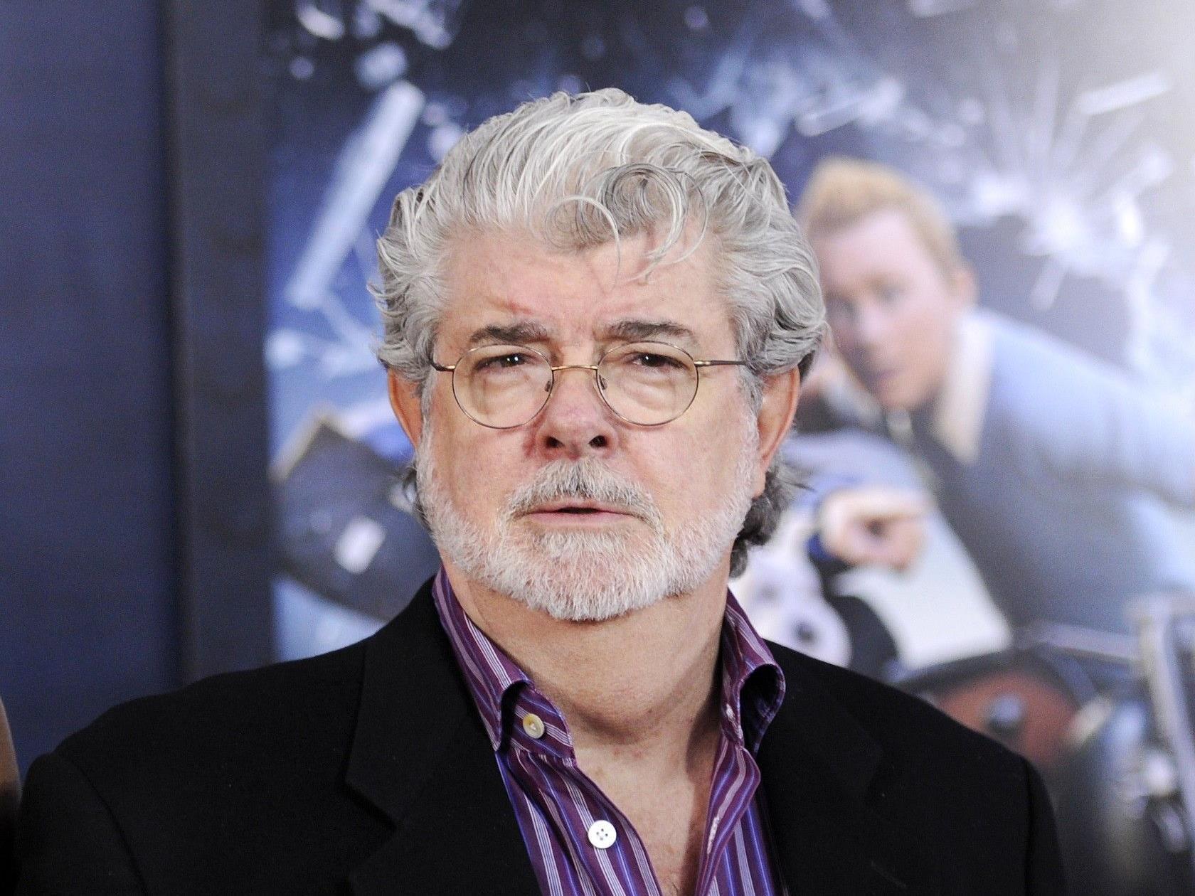 """""""Star Wars""""-Schöpfer George Lucas ist genervt von der ständigen Kritik seiner Fans."""