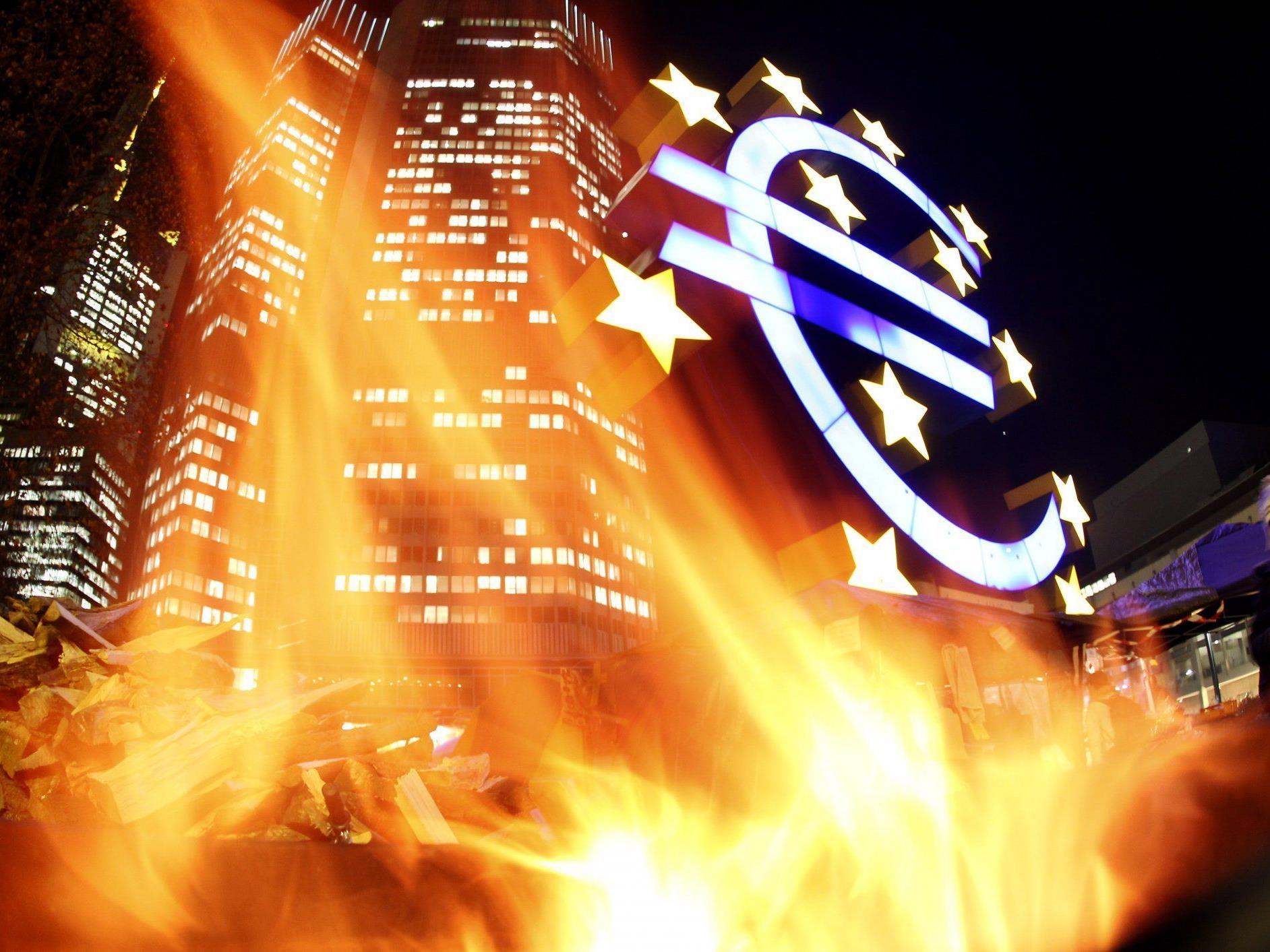 Ein Austritt Griechenlands aus der Euro-Zone ist nicht mehr Tabu.