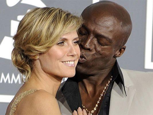 Heidi Klum und Seal busselten sich durch 7 gemeinsame Jahre.