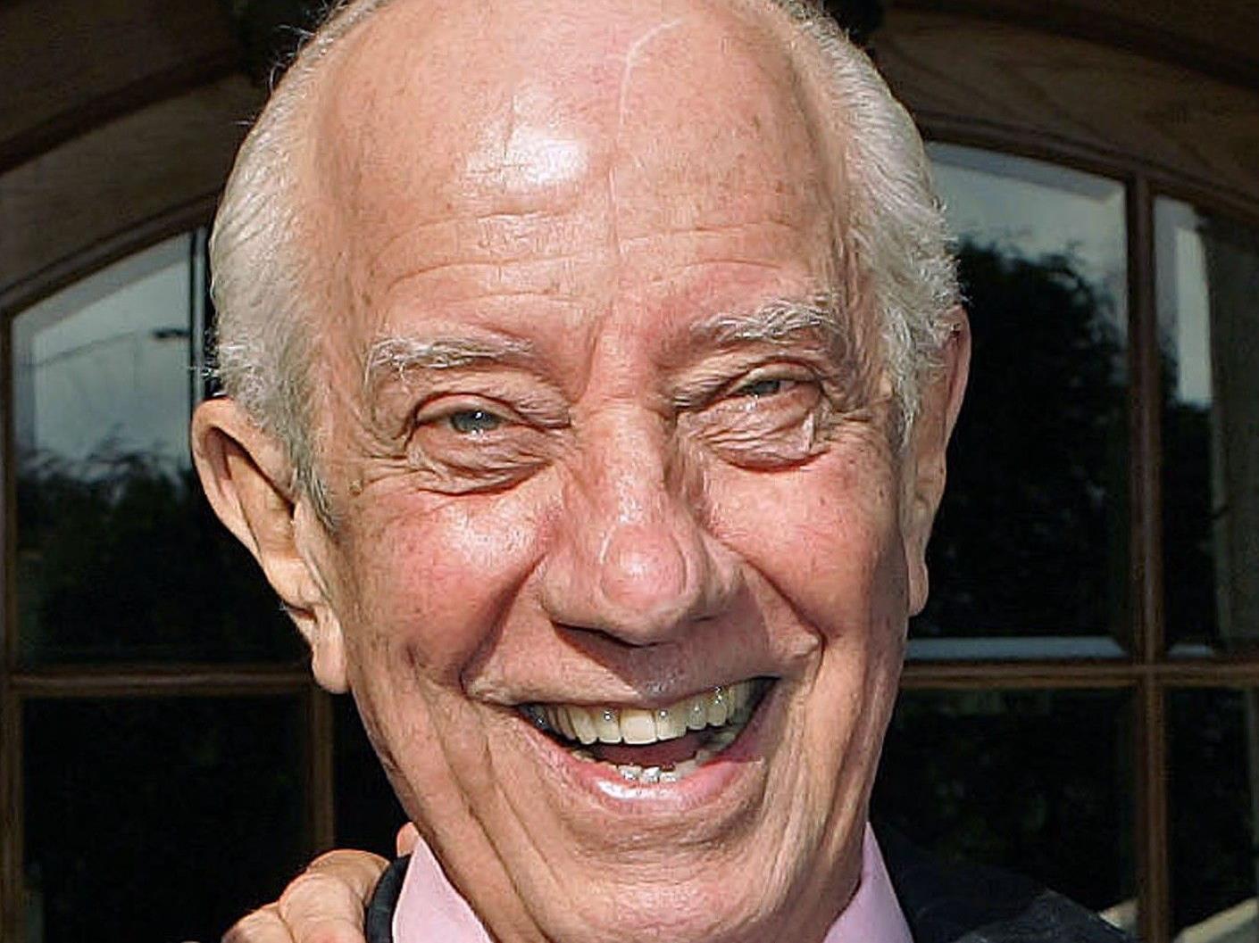 Erlag im Alter von 77 Jahren einem Nierenleiden - Ian Abercrombie.