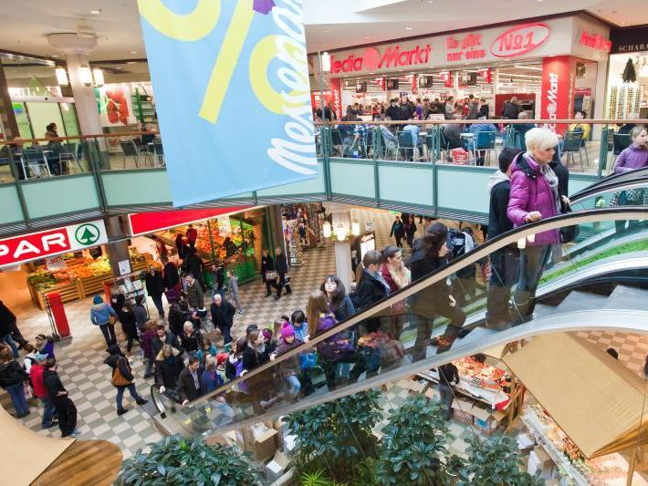 Der Dornbirner Messepark ist – gemessen an Umsatz und Verkaufsfläche – das zweiterfolgreichste Einkaufszentrum Österreichs.