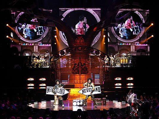 Impression - Die Michael Jackson THE IMMORTAL World Tour