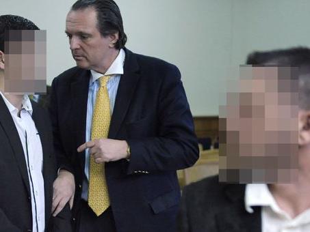 """Die """"Moneymaker-Bande"""" fasste eine Haftstrafe von insgesamt 30,5 Jahren aus."""