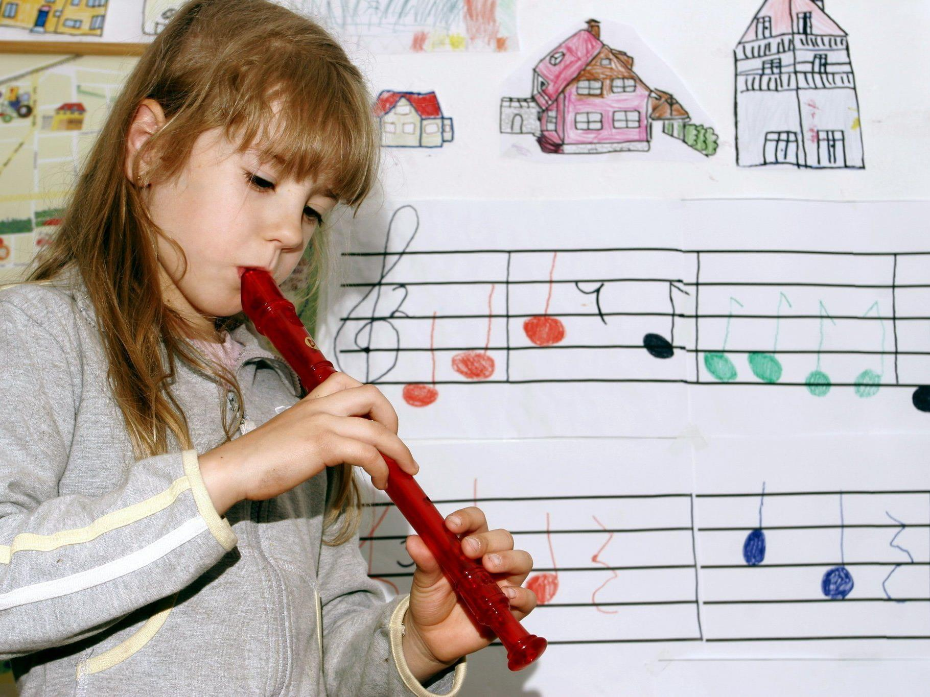 Musiziert wird ab sofort nicht mehr nur in der Musikschule, sondern auch in anderen.
