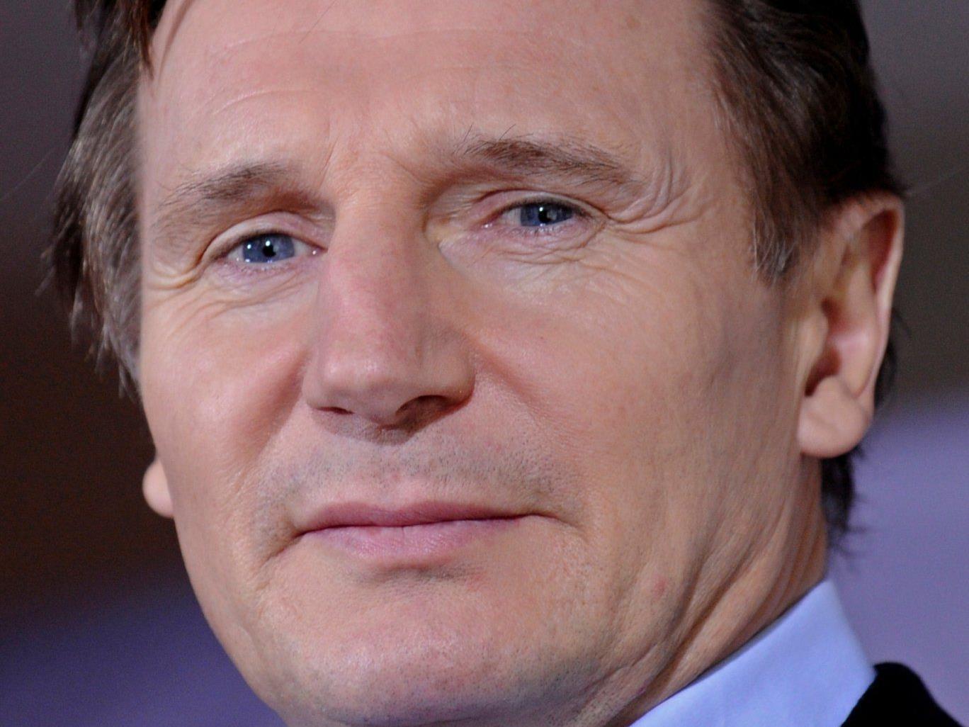 Spielte mit seinem neuen Film fast 15 Millionen Euro ein - Liam Neeson.