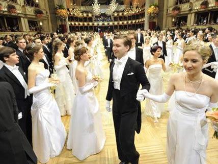 Der Opernball findet heuer am 16. Februar statt, wie gehabt in der Staatsoper.