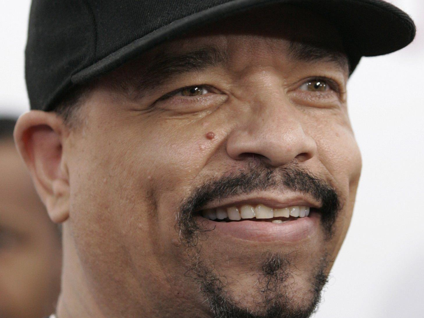 Ice-T ist neben seiner Karriere als Musiker auch als Schauspieler erfolgreich.