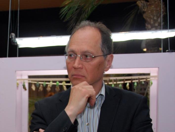 Landesrätin Kaufmann, Vizebürgermeister Ruepp: In Dornbirn wird eifrig diskutiert.