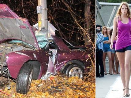 Der Beifahrer von Sabrina Rauch sprach über den Unfalltod.