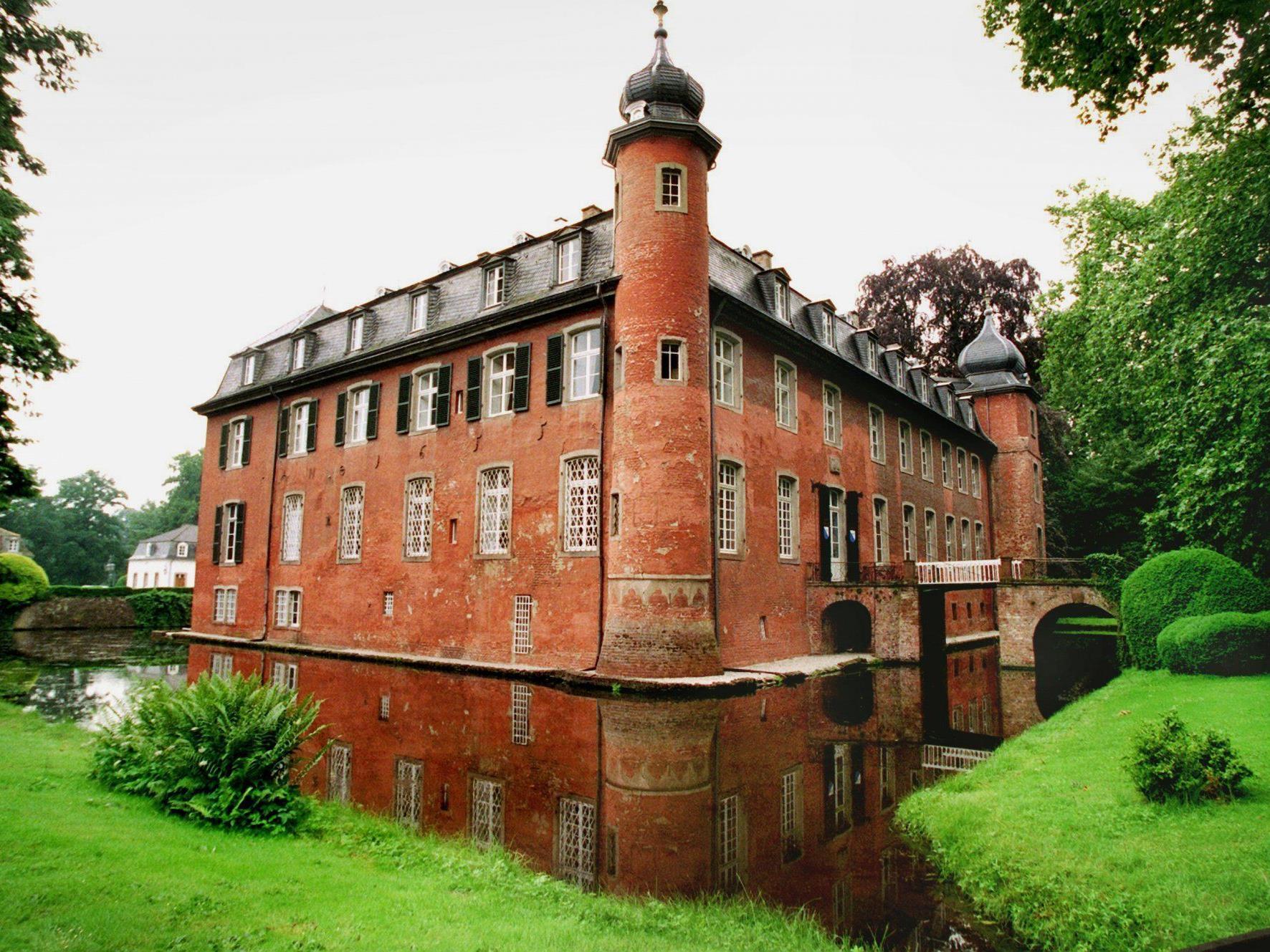 Kelly-Schloss Gymnich besitzt einen historischen Hintergrund.