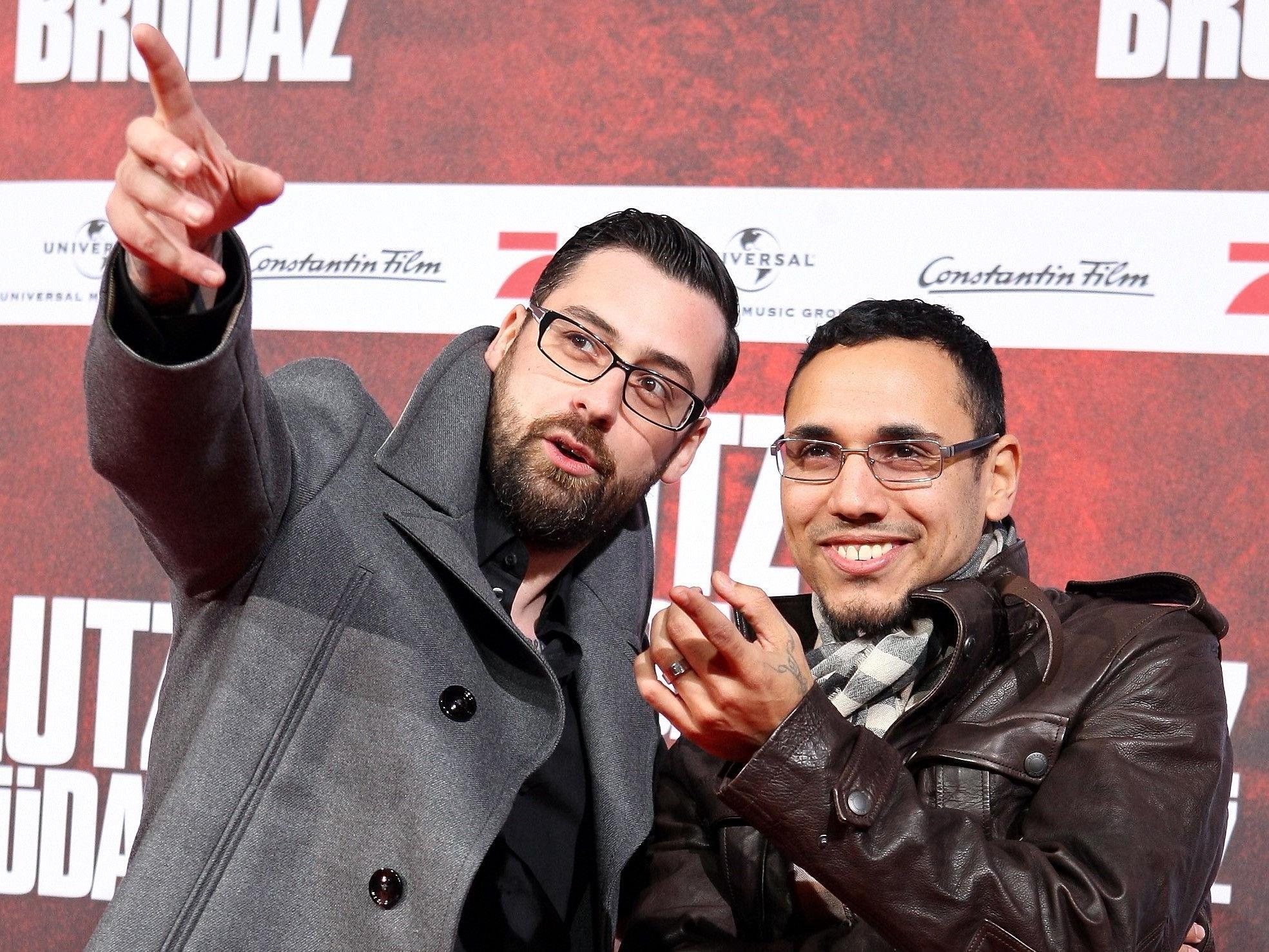 Die ehemaligen WG-Kollegen haben es in der deutschen Hip-Hop Szene weit gebracht.