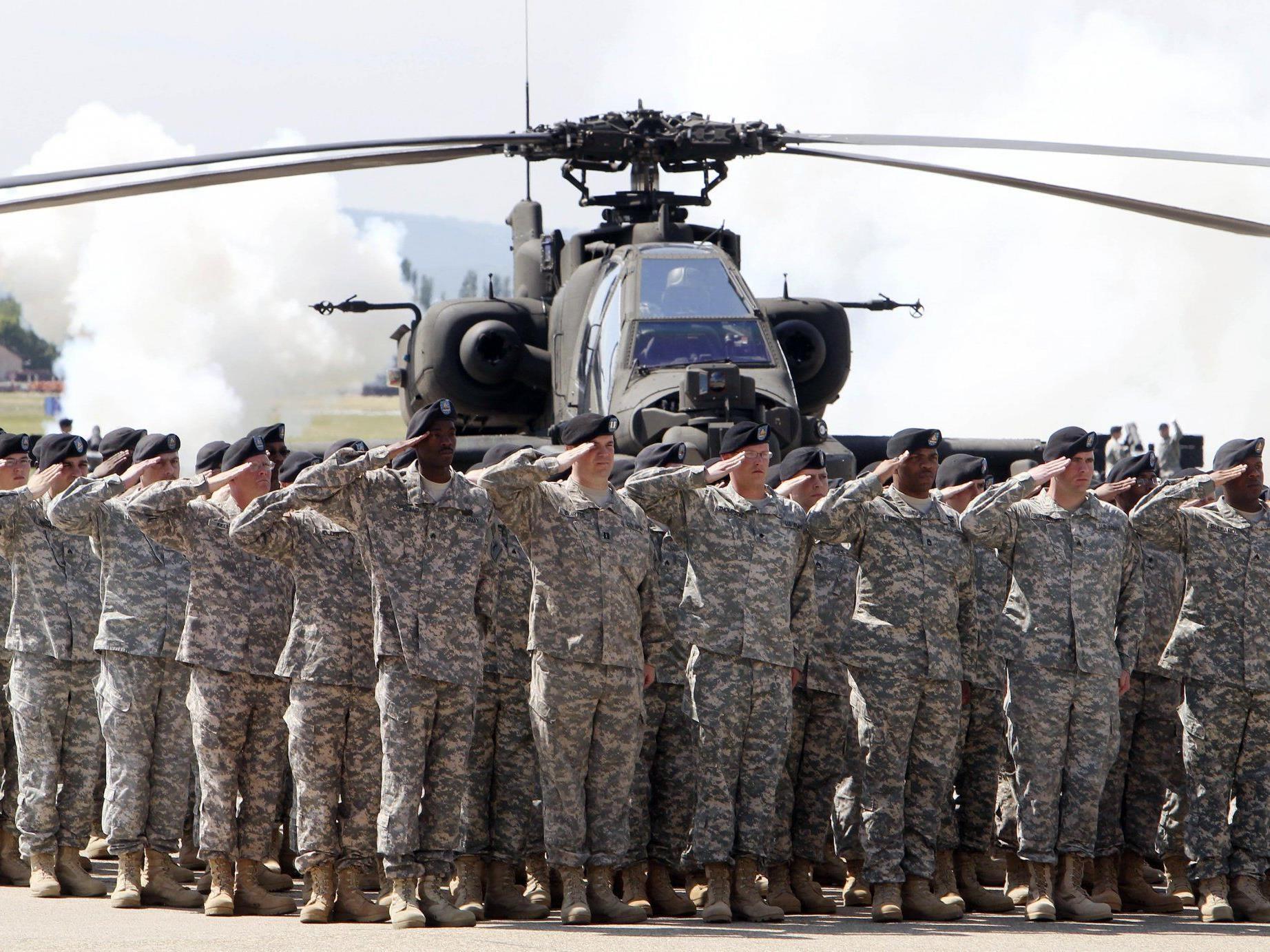 Das US-Militärbudget soll in den kommenden Jahren schrumpfen.