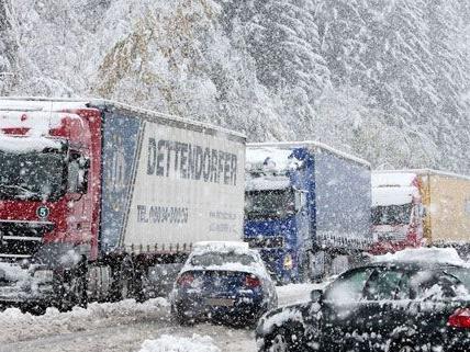 Verkehrschaos in Oberösterreich