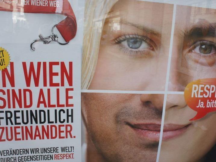 Auf wenig Gegenliebe stößt diese Kampagne der SPÖ bei SOS Mitmensch