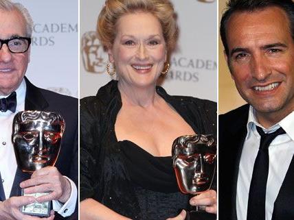 BAFTA wurde verliehen
